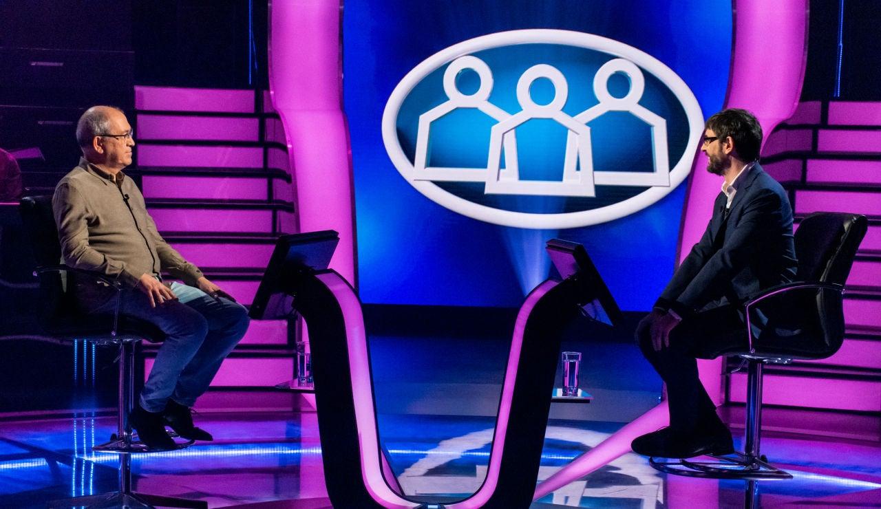 ¿Quién tiene razón?: Alberto Sanfrutos, contrariado por la opinión del público en '¿Quién quiere ser millonario?'