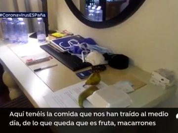 ¿Cómo está siendo la vida de los 1.000 confinados por el coronavirus en el hotel 'blindado' de Tenerife?