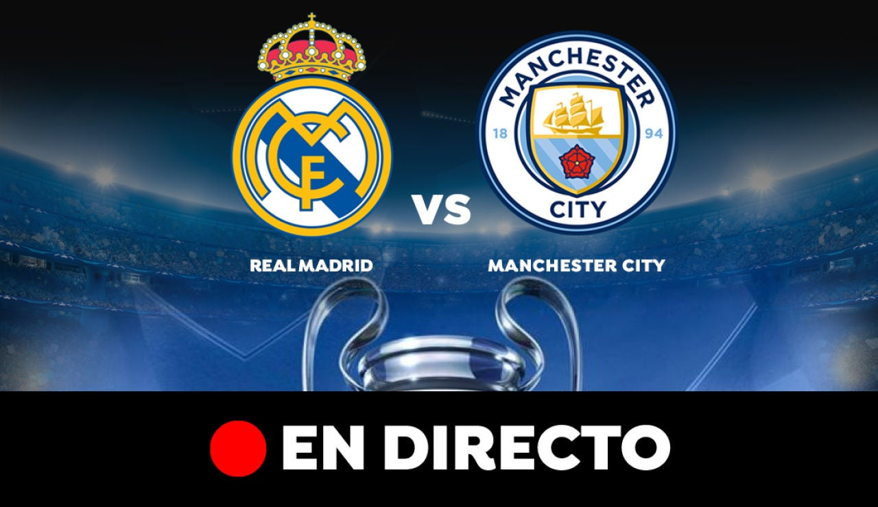 Real Madrid vs Manchester City, octavos de la Champions League