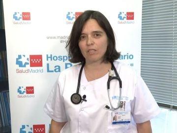 Doctora especializada en enfermedades infecciosas