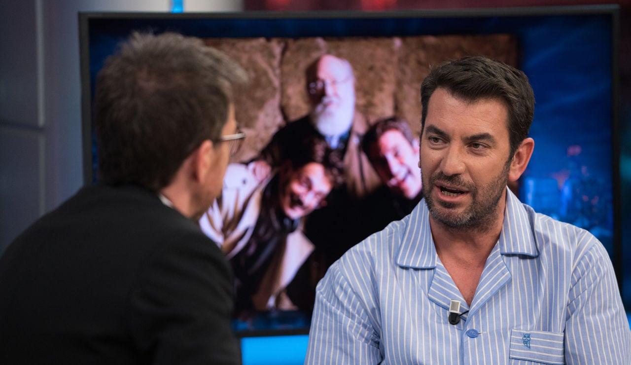 Las tiernas palabras de Arturo Valls tras el fallecimiento de José Luis Cuerda