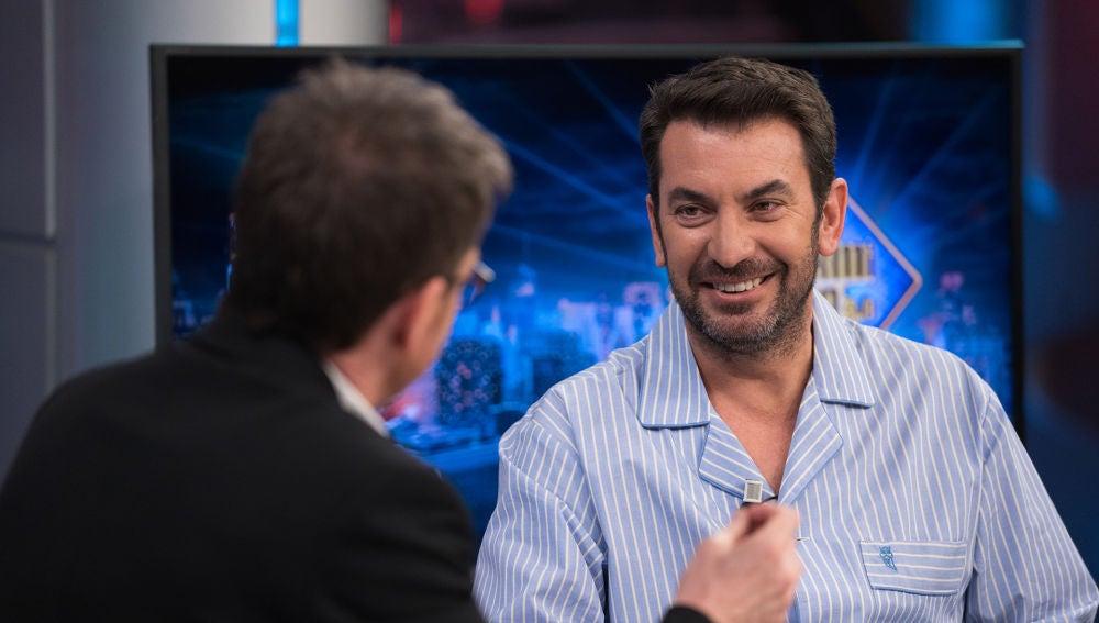 Arturo Valls en 'El Hormiguero 3.0'