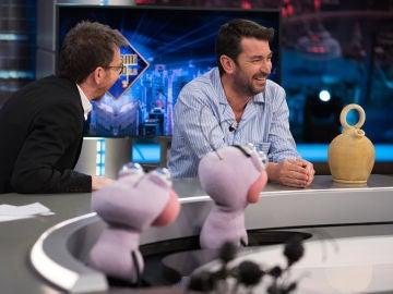 ¿'¡Ahora caigo!' o 'Me resbala'?: Arturo Valls decide qué programa desaparece para siempre