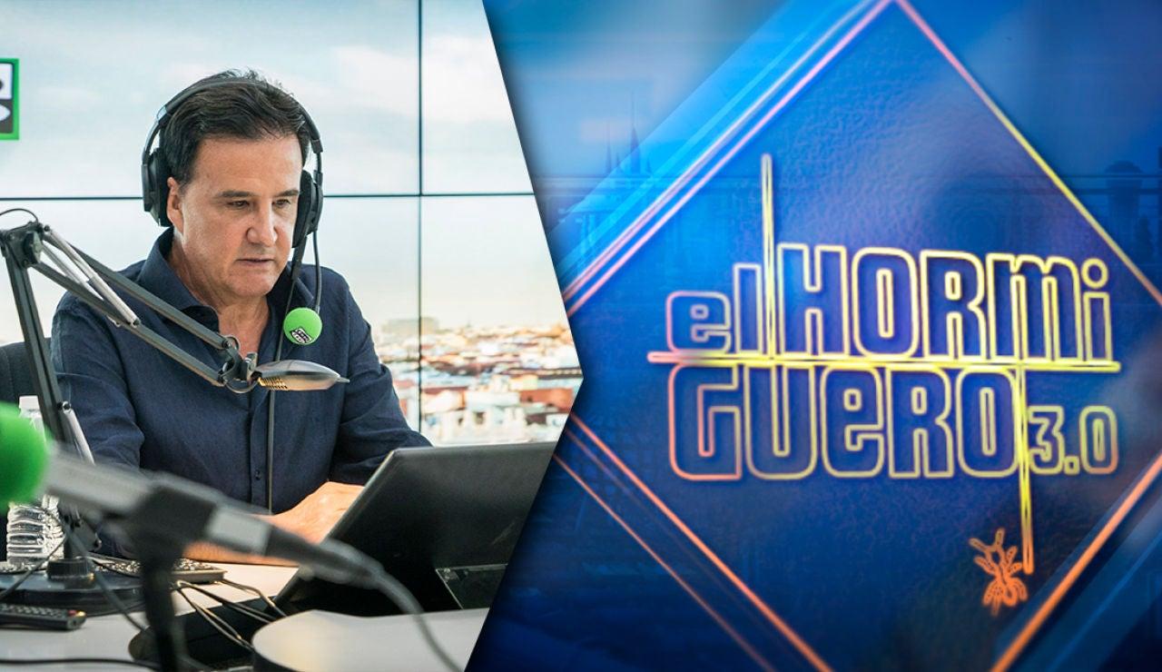El lunes empezamos la semana en 'El Hormiguero 3.0' con el periodista José Ramón de la Morena