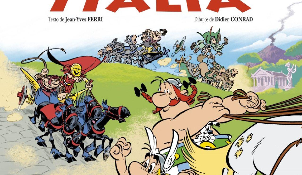 Astérix y Obelix