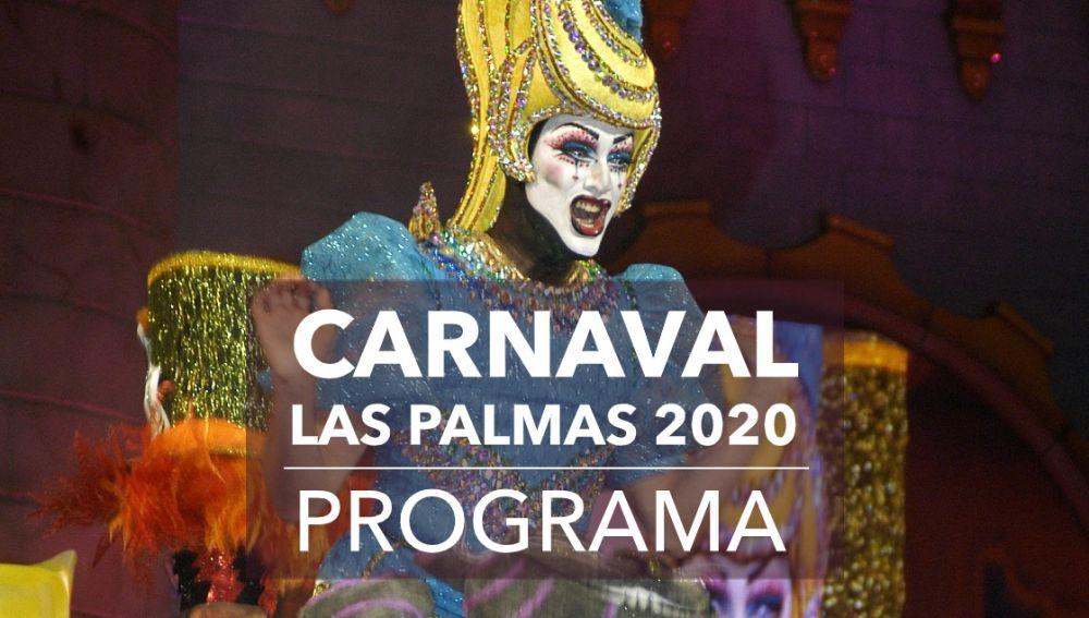Carnaval Las Palmas 2020: Programa de los carnavales hoy viernes 27 de febrero