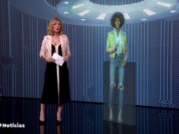Un holograma trae de vuelta a los escenarios a Whitney Houston