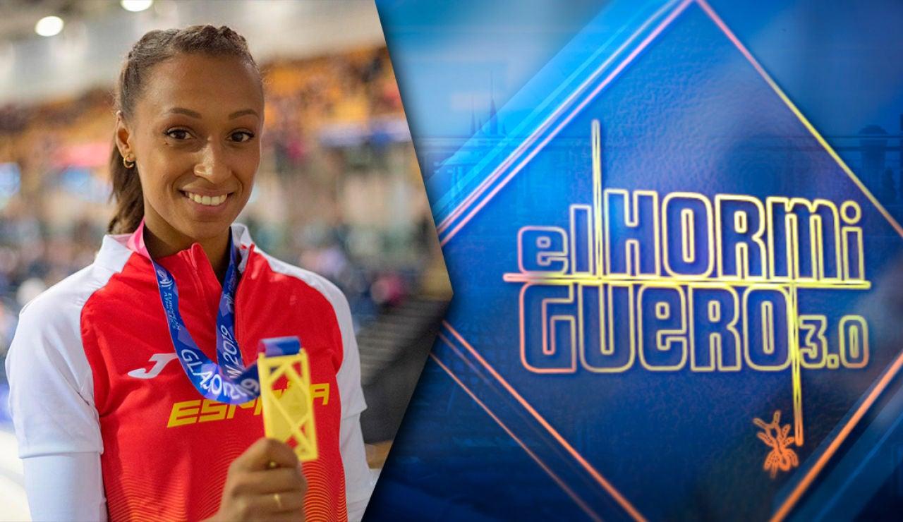 El jueves cerramos la semana en 'El Hormiguero 3.0' con la atleta española Ana Peleteiro