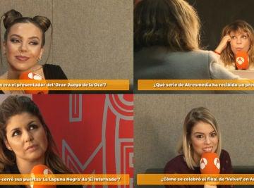 Test del 30 aniversario de Antena 3: ¿Cuánto saben los concursantes sobre nosotros?