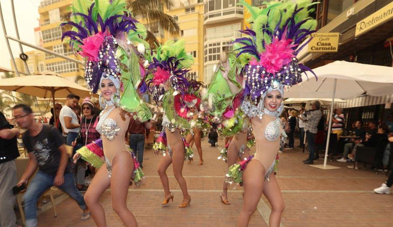 Carnaval Las Palmas 2020: Horario y recorrido de la Cabalgata