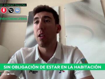El Tour de los Emiratos Árabes se suspende por el coronavirus con Valverde y Froome confinados