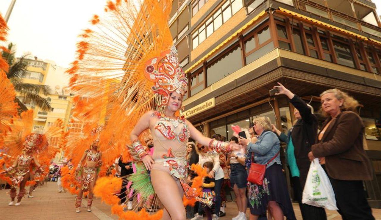 Carnaval Las Palmas 2020: Cortes de tráfico y horario de las guaguas en la Cabalgata hoy