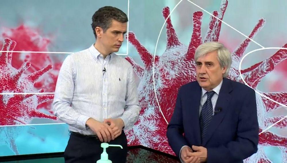 Los consejos de Juan José Badiola para evitar el contagio de coronavirus