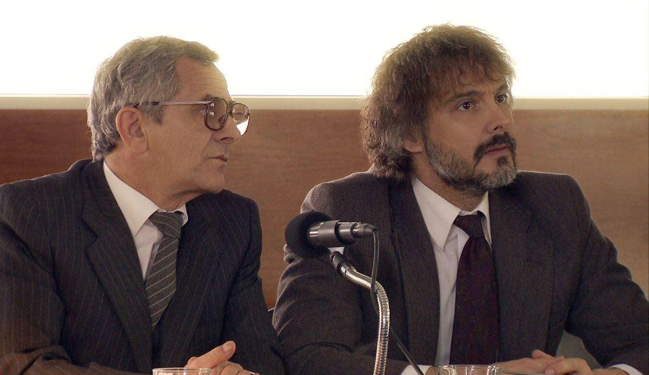 Los abogados de Manolita pierden el control del juicio