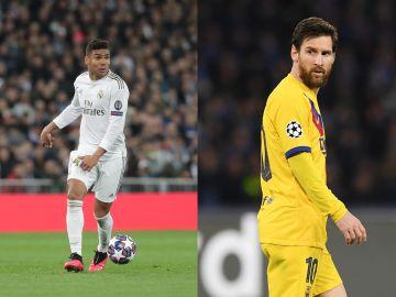 Real Madrid - Barcelona: Alineaciones del partido de hoy de la Liga Santander