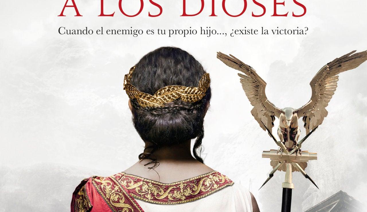 Y Julia retó a los dioses, de Santiago Posteguillo