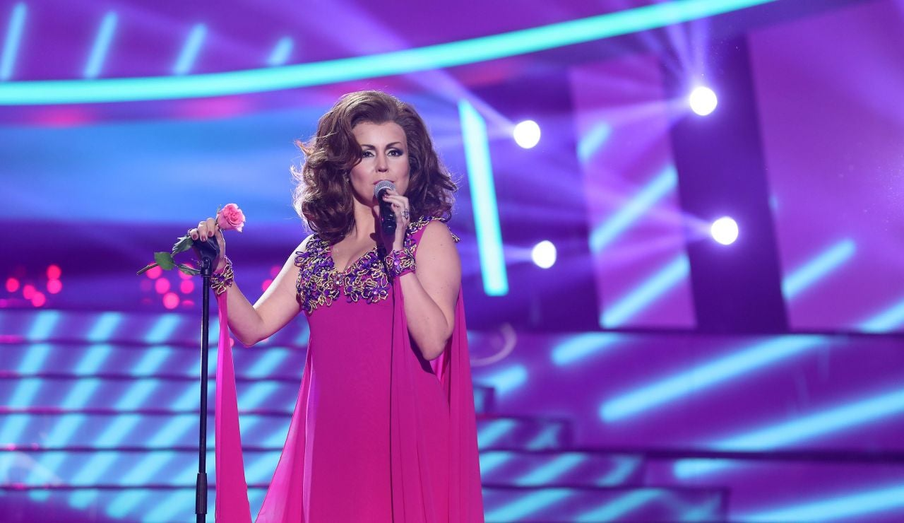 Cristina Ramos lamenta que 'Se nos rompió el amor' como Rocío Jurado