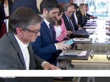 Josep Maria Jové, incluido en la mesa de negociación con el Gobierno, procesado por su relación con el referéndum ilegal del 1-O