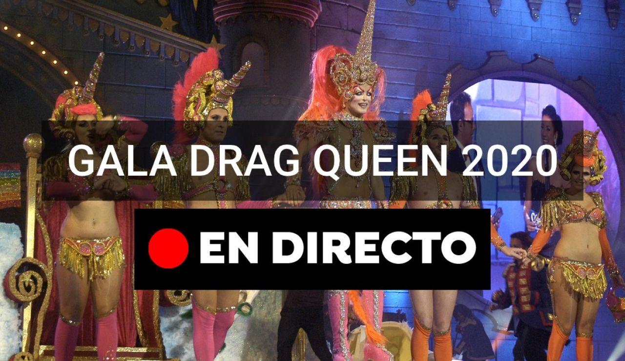 Gala Drag Queen 2020: Actuaciones y ganador de la Gala Drag Queen de Las Palmas de Gran Canaria, en directo