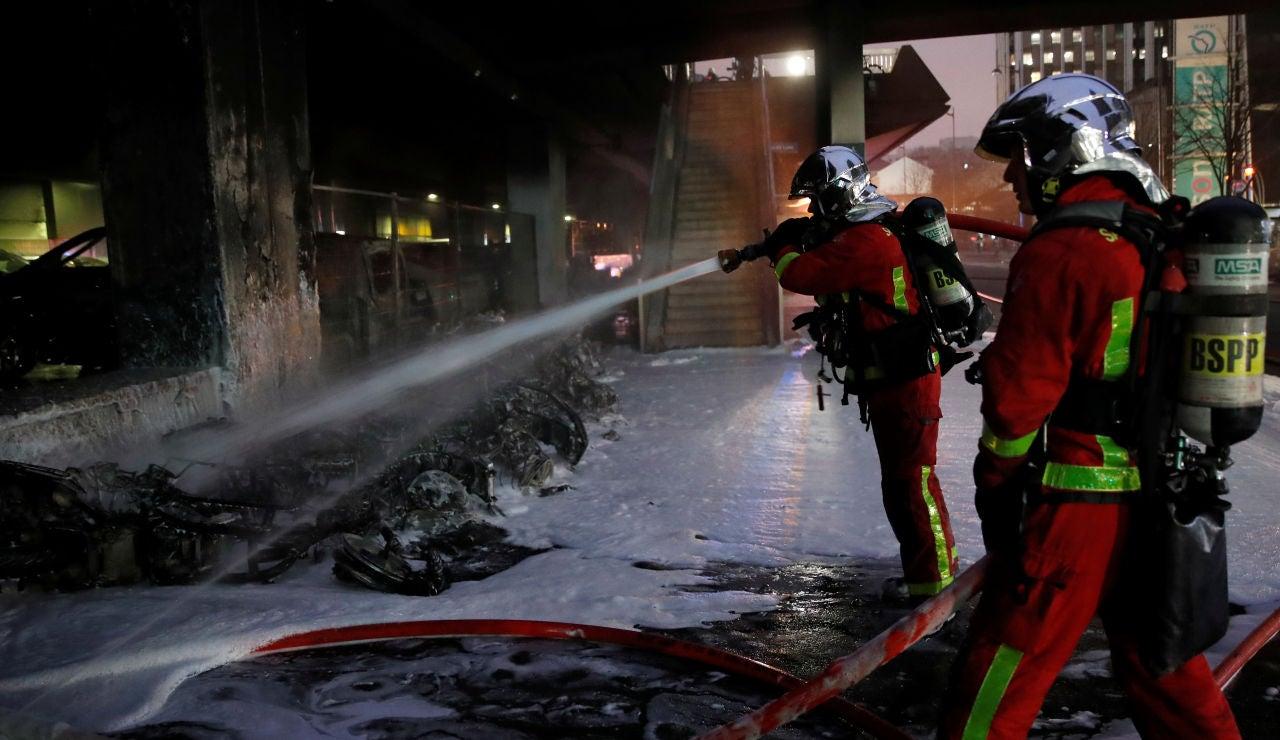 Incendio en Lyon