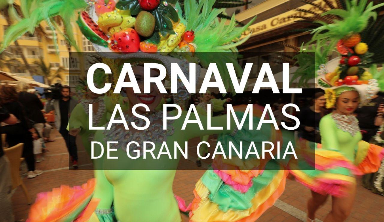 Carnaval Las Palmas 2020: Programa de los carnavales hoy sábado 29 de febrero