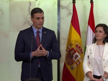 Pedro Sánchez: del conflicto político de Cataluña... a la España Vaciada en La Rioja