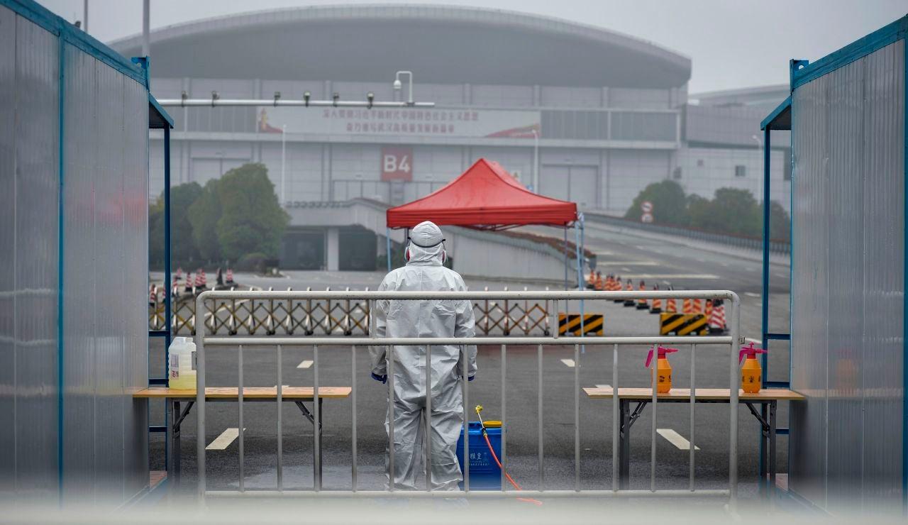 El coronavirus golpea a China