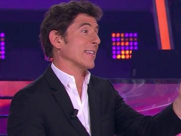 Manel Fuentes desvela la sorprendente relación que guarda la sustituta de Lolita con un concursante de Antena 3