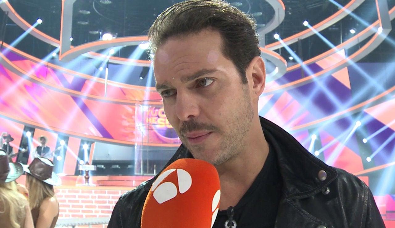 La noticia de Juan Alfonso Baptista, 'El Gato' de 'Pasión de Gavilanes', que enloquecerá a los fans