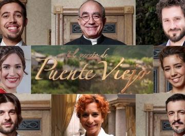 Los actores se despiden de 'El secreto de Puente Viejo'