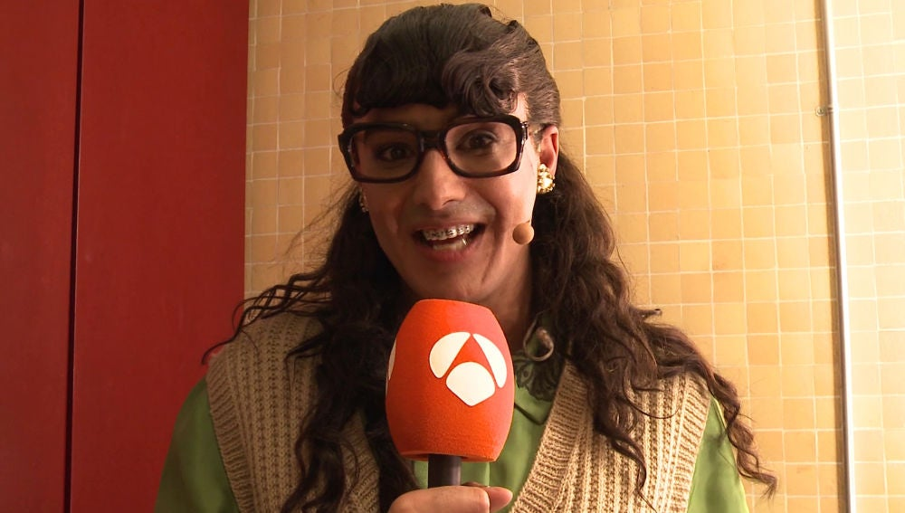 Jorge González, radiante de felicidad tras ganar como 'Yo soy Betty, la fea' en 'Tu cara me suena'
