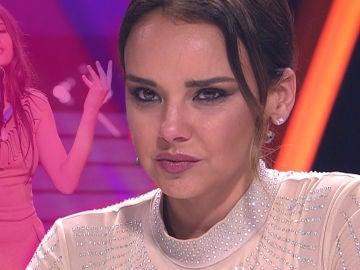 Chenoa, con ojos vidriosos, se rinde ante la actuación de Irene Gil, ganadora de 'La Voz Kids'