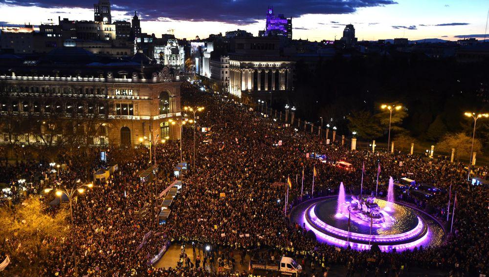 Manifestación 8 de marzo Madrid 2020: Horario, recorrido y cortes de tráfico en Madrid el 8M