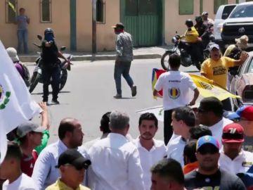 Juan Guaidó denuncia que intentaron asesinarlo y responsabiliza a Nicolás Maduro