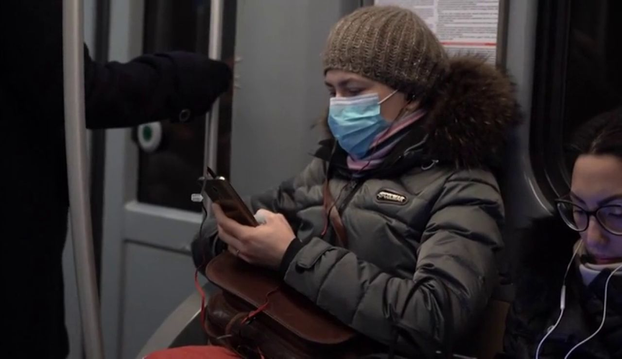 Prohibido acercarse a menos de un metro a otras personas en las zonas de Italia afectadas por el coronavirus