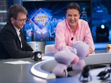 ¿Hay censura en el fútbol? José Ramón de la Morena responde a Trancas y Barrancas en 'El Hormiguero 3.0'