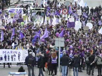 Manifiesto de la manifestación feminista del 8 de marzo de 2020