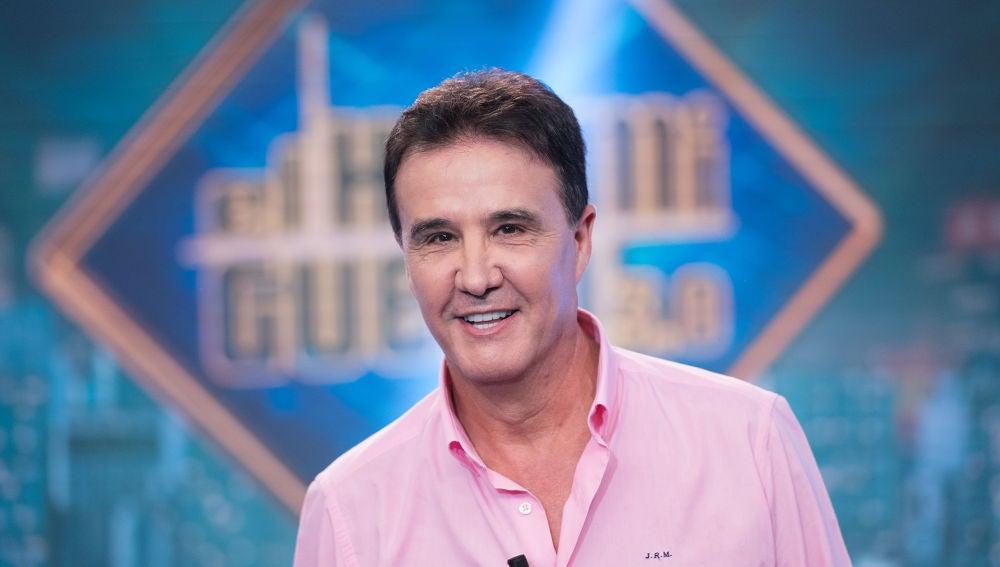 Revive la entrevista competa de José Ramón de la Morena en 'El Hormiguero 3.0'