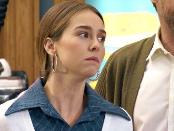 Luisita, pierde los nervios ante el encuentro de Amelia y Sebas