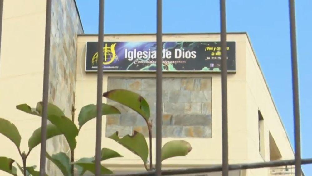 Fachada de una Iglesia