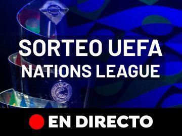 Sorteo UEFA Nations League 2020: Cruces y emparejamientos del sorteo de la Liga de las Naciones, en directo
