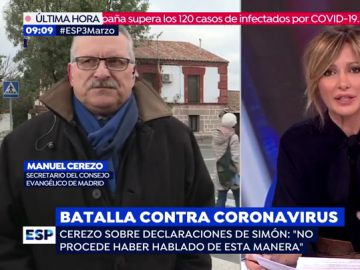 Coronavirus en Torrejón.