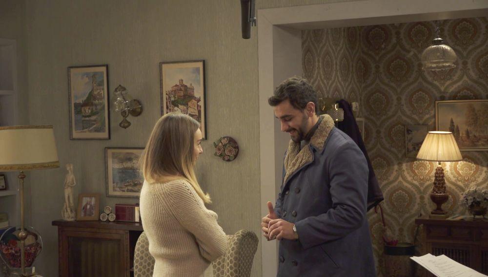 César Mateo, Paula Usero y Carol Rovira responden al desconcierto de los fans en su trama de 'Amar es para siempre'