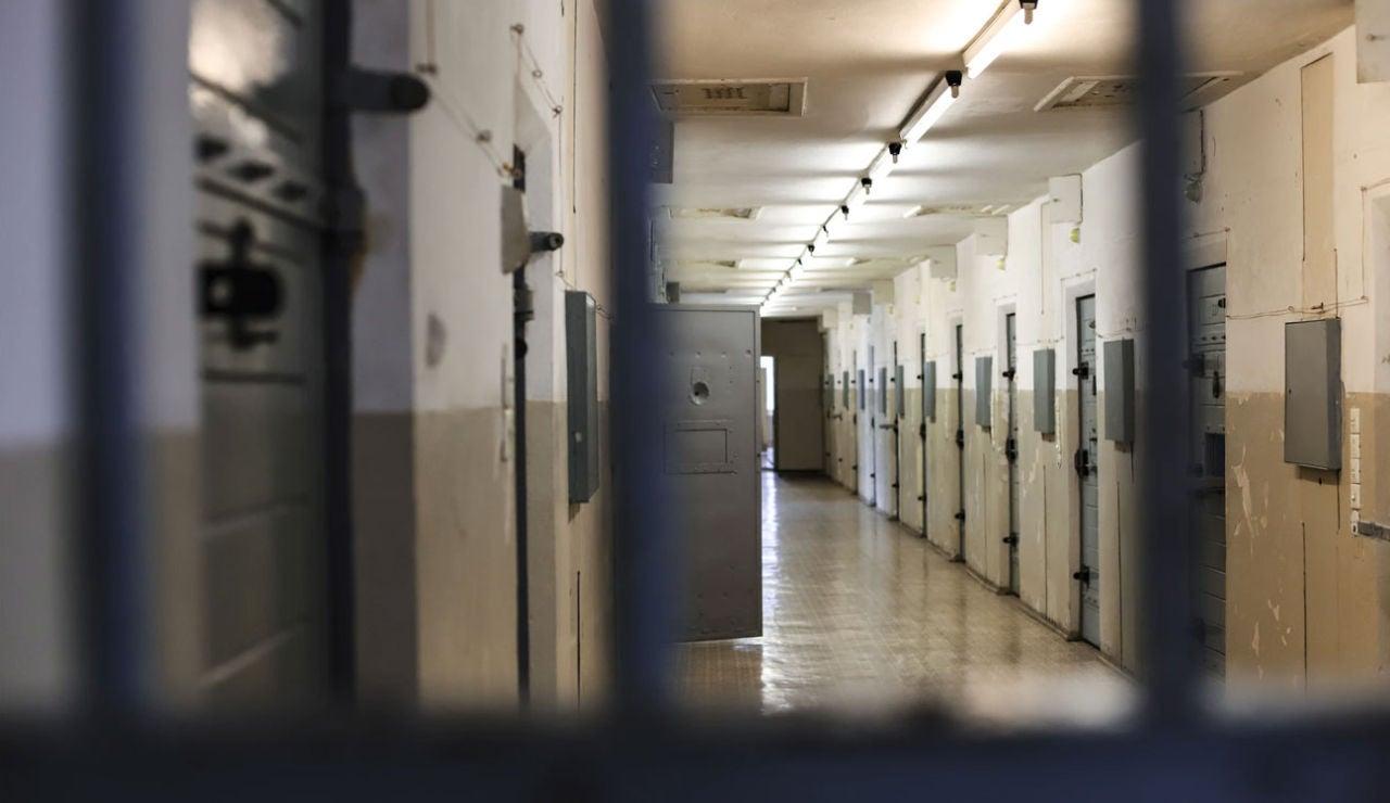 Galerías de una prisión
