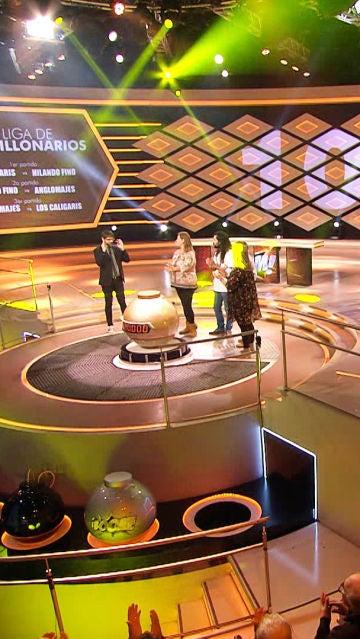Juanra Bonet explica la novedosa dinámica del especial 'La liga de los millonarios' de '¡Boom!'