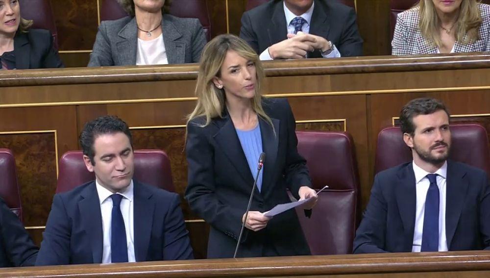 Las polémicas de la portavoz del PP en el Congreso, Cayetana Álvarez de Toledo
