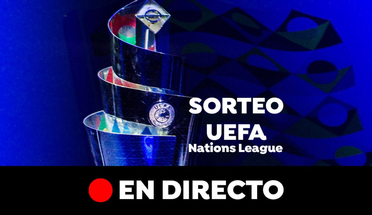 Sorteo UEFA Nations League