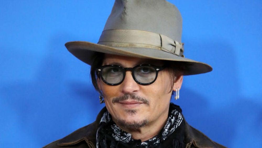 Johnny Depp en la Berlinale