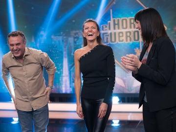 Disfruta de la entrevista al completo a Roberto Brasero, Himar González y Mónica López en 'El Hormiguero 3.0'