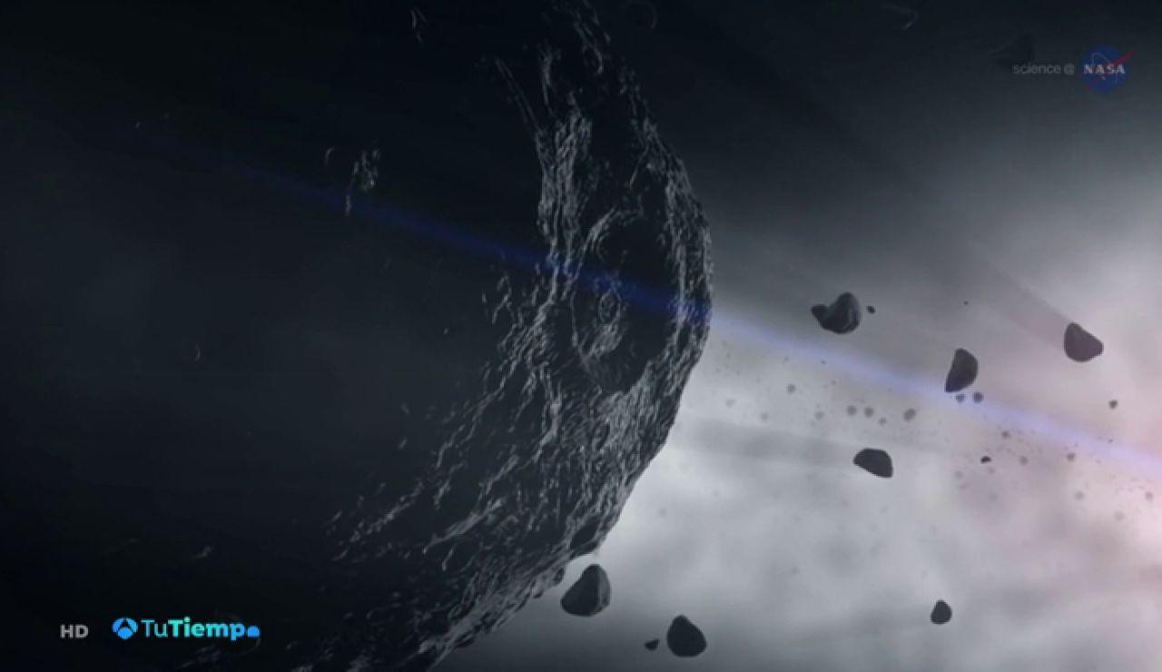 Un asteroide se acercará a la tierra a finales del mes de abril